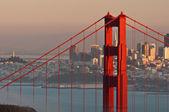 Golden Gate Bridge. — Stock Photo