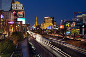 The Las Vegas Strip — Stock Photo