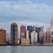 Manhattan. — Stock Photo
