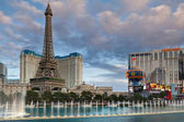 Las Vegas, Hotel Paris. — Stock Photo