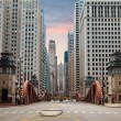 Street of Chicago. — Stock Photo #11582275