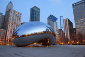 Cloud Gate — Stock Photo