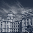 Indiana Capitol Building. - Stock Photo