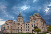 Indiana Capitol Building. — Stock Photo