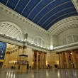 Union Station Chicago. - 图库照片