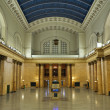 Union Station Chicago. - Stock Photo