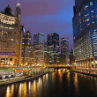 Stadt chicago — Stockfoto #11625938