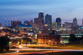 Kansas City. — Stock Photo