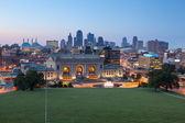 Kansas City. — Stock Photo