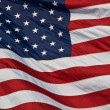 United States of America flag. — Stock Photo