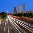 Royalty-Free Stock Photo: Chicago Lake Shore Drive.