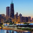 Chicago skyline. — Stock Photo #11709683