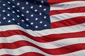Bandera de estados unidos de américa. — Foto de Stock