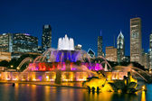 Buckingham Fountain. — Stock Photo