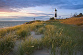 Big Sable Point Lighthouse. — Stock Photo