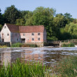 Stock Photo: Old Dorset Mill