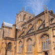 Sherborne Abbey - Stock Photo