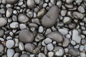 Basalt Pebbles — Stock Photo