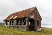 Rusty old shed — Stock Photo