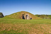 Bryn Celli Ddu Burial Chamber — Stock Photo