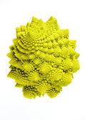 Romanesco (Brassicae oleracea) — Foto Stock