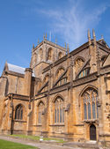 Sherborne abbey — Stockfoto