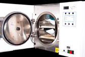Medical Autoclave — Stock Photo