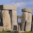 Stonehenge Sarsen Trilithons in detail — Stock Photo #11074377