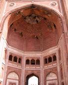 Gateway to Jama Masjid Mosque,Fatehpur Sikri, India — Stock Photo