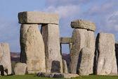 Stonehenge Sarsen Trilithons in detail — Stock Photo