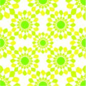 Flower Pattern 1 — Stock Vector
