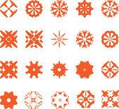 Circular Shapes — Stock Vector