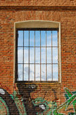 WINDOW TO HEAVEN — Foto Stock