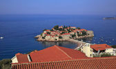 святой стефан, черногория — Стоковое фото