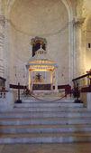Travel in Bari, Catholic Cathedral. Italy, 2011 — Stock Photo