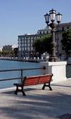 Bari. Embankment — Stock Photo