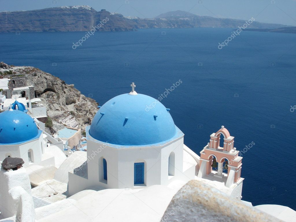 Santorini — Stock Photo #11025959