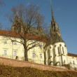 Cathedral - Brno Castle — Stock Photo