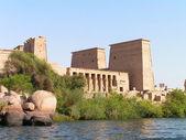 Egyptský palác - Asuán — Stock fotografie