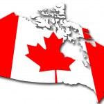 Canada — Stock Photo