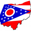 State of Ohio — Stock Photo