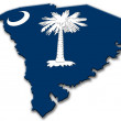 South Carolina — Stock Photo #11100576