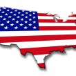 United States of America — Foto de Stock