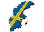 Sweden — Stock Photo