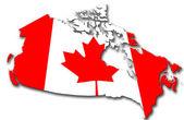 Kanadableistifte zeichnung design — Stockfoto