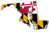 Maryland — Fotografia Stock