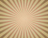 Vintage colored rays background. — Stock Vector