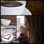 Coffee-break — Stock Photo