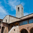 Church in San Gimignano — Stock Photo