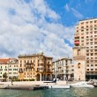 Savona, Liguria, Italy — Stock Photo